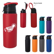 Velvet Touch Custom 25 oz. Aluminum Bottles