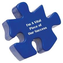 Vital Piece of Our Success Puzzle Stress Balls