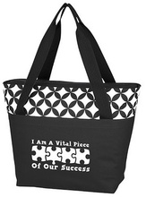 Vital Piece of Our Success Cooler Tote Bag Staff Gifts