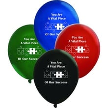 Vital Piece Of Our Success Motivational Balloons