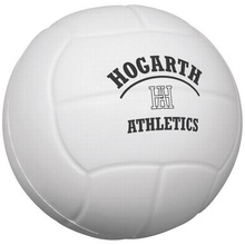 Promotional Volleyball Stress Balls