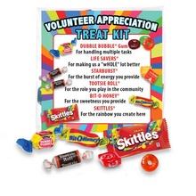 Volunteer Appreciation Treat Kit