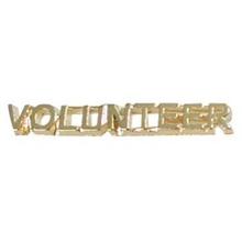 Volunteer Lapel Pins