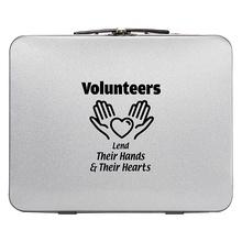 Volunteer Throwback Tin Lunch Box Gift