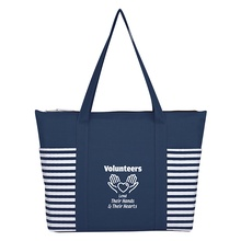 Volunteers Maritime Tote Bag Gift
