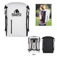 Water-Resistant Explorer Personalized Backpack