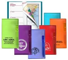 Custom Weekly Pocket Planner with Pen - 2022