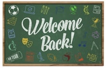 Welcome Back To School Posters