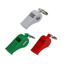 Personalized Whistle Key Rings