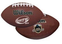 Wilson NFL Footballs with Custom Imprint