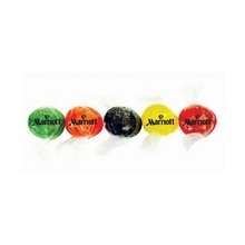 Custom Wrapped Fruit Buttons
