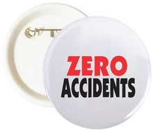 Zero Accidents Buttons