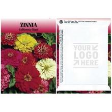 Zinnia Flower Seed Packs