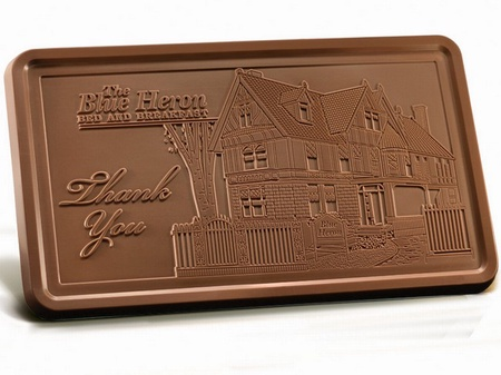 2 lb. Custom Chocolate Bar