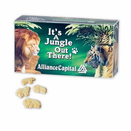 Boxes of Animal Cookies