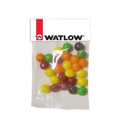 Header Bag of Skittles