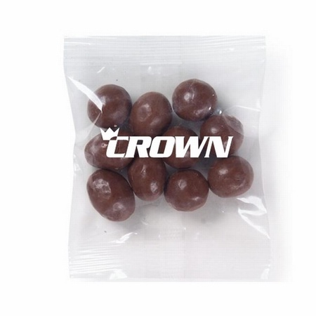 Bags of Chocolate Covered Raisins