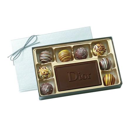 9-Piece Truffle & Chocolate Bar Gift Set