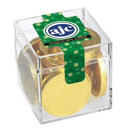 Candy Cubes - Chocolate Coins