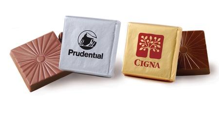 Belgian Chocolate Squares