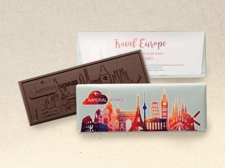 Custom Chocolate Bar & Wrapper
