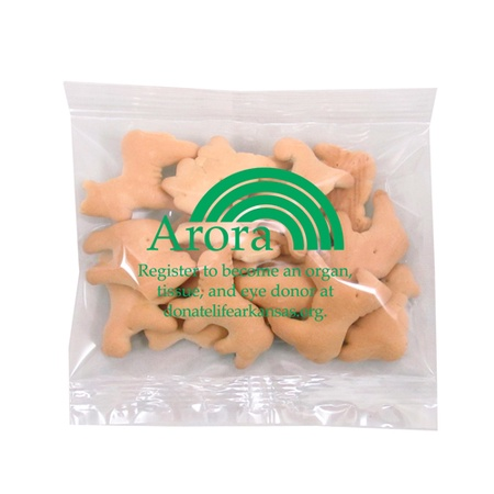 Bags of Animal Crackers