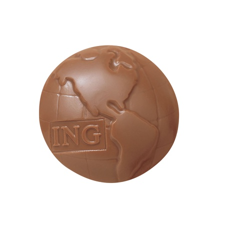 Chocolate Globe - 1.5 oz.
