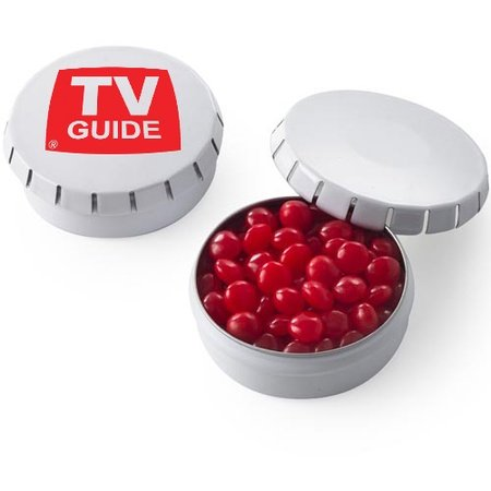 Push Top Clic Clac Tins of Candy
