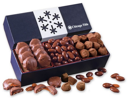 Exquisite Chocolate Gift Box