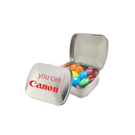 M&M's® in Domed Tins