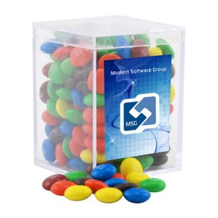 M&M's® in Acrylic Box