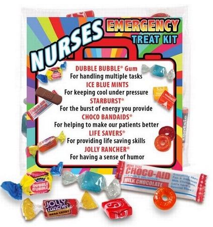 Nurses Emergency Treat Kits