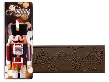 Nutcracker Dark Chocolate Bar