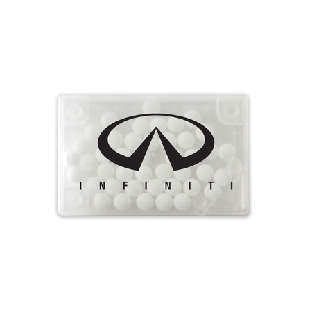 Rectangle Mint Card