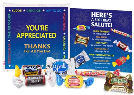 Six Treat Salute Kit