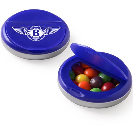 Skittles® in Snap Top Case