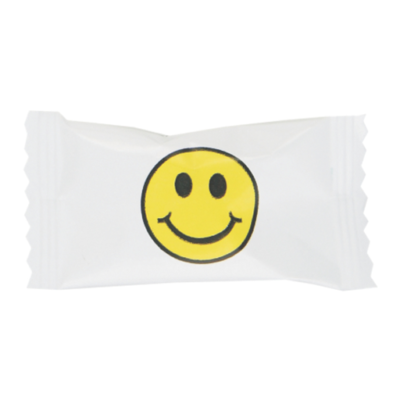 Individually Wrapped Smiley Face Candies