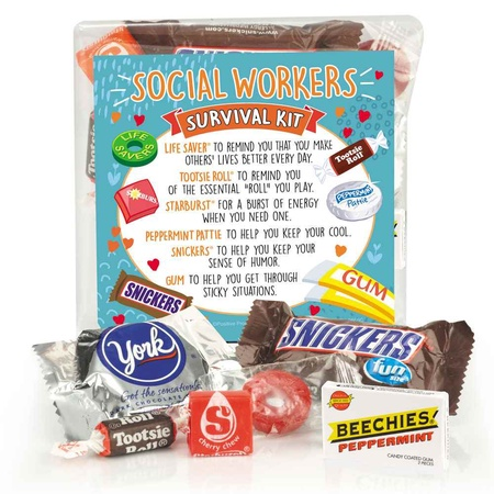 Social Workers Survival Treat Kits