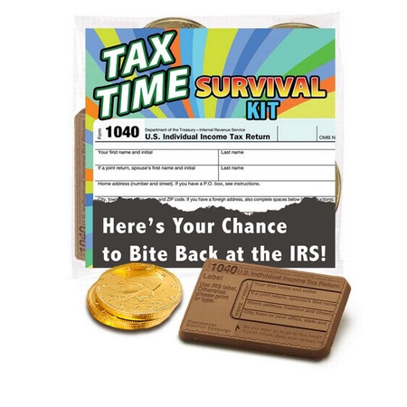 Tax Time Survival Kit