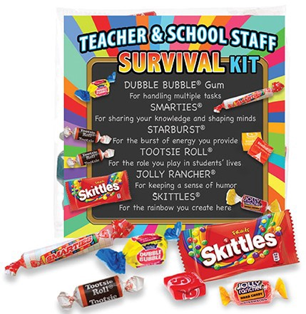 Teacher & School Staff Survival Kits