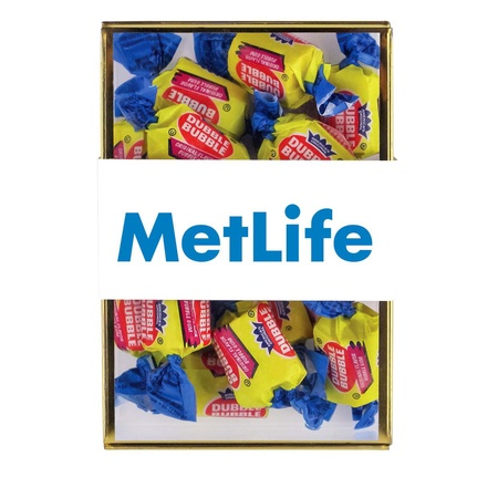 Treat Boxes Filled with Dubble Bubble® Gum