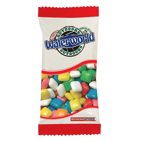 Treat Pack Bags with Gum Drops