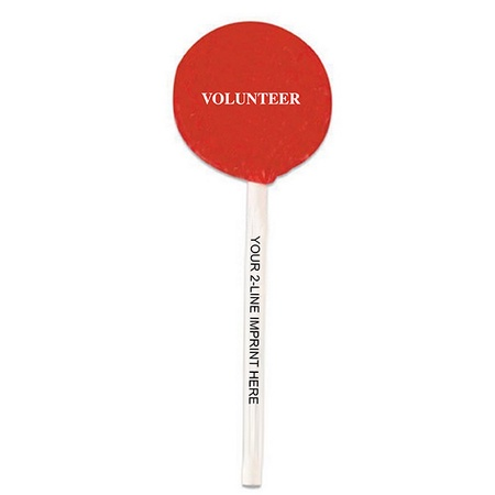 Volunteer Lollipop