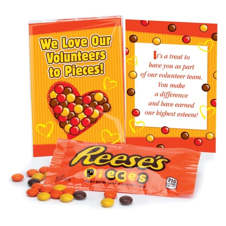 Volunteers Reese's® Pieces Kit