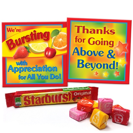 We're Bursting with Appreciation Starburst® Gift