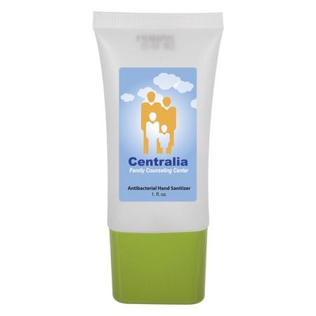 1 oz. Hand Sanitizer Tube