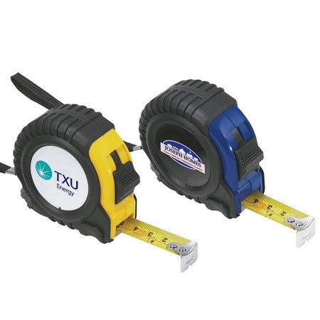 16 Foot Rubber/Plastic Tape Measure