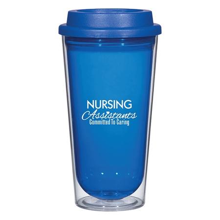 16 oz. Tumbler Appreciation Gifts for Nursing Assistants