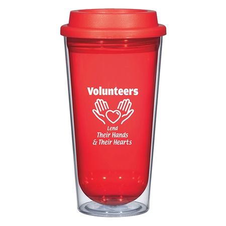 16 oz. Tumbler Gift for Volunteers