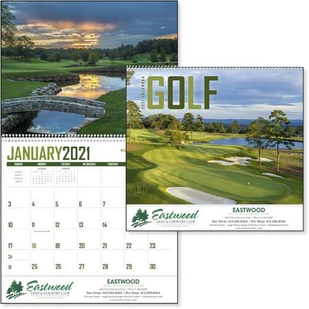 2021 Golf Promotional Calendars